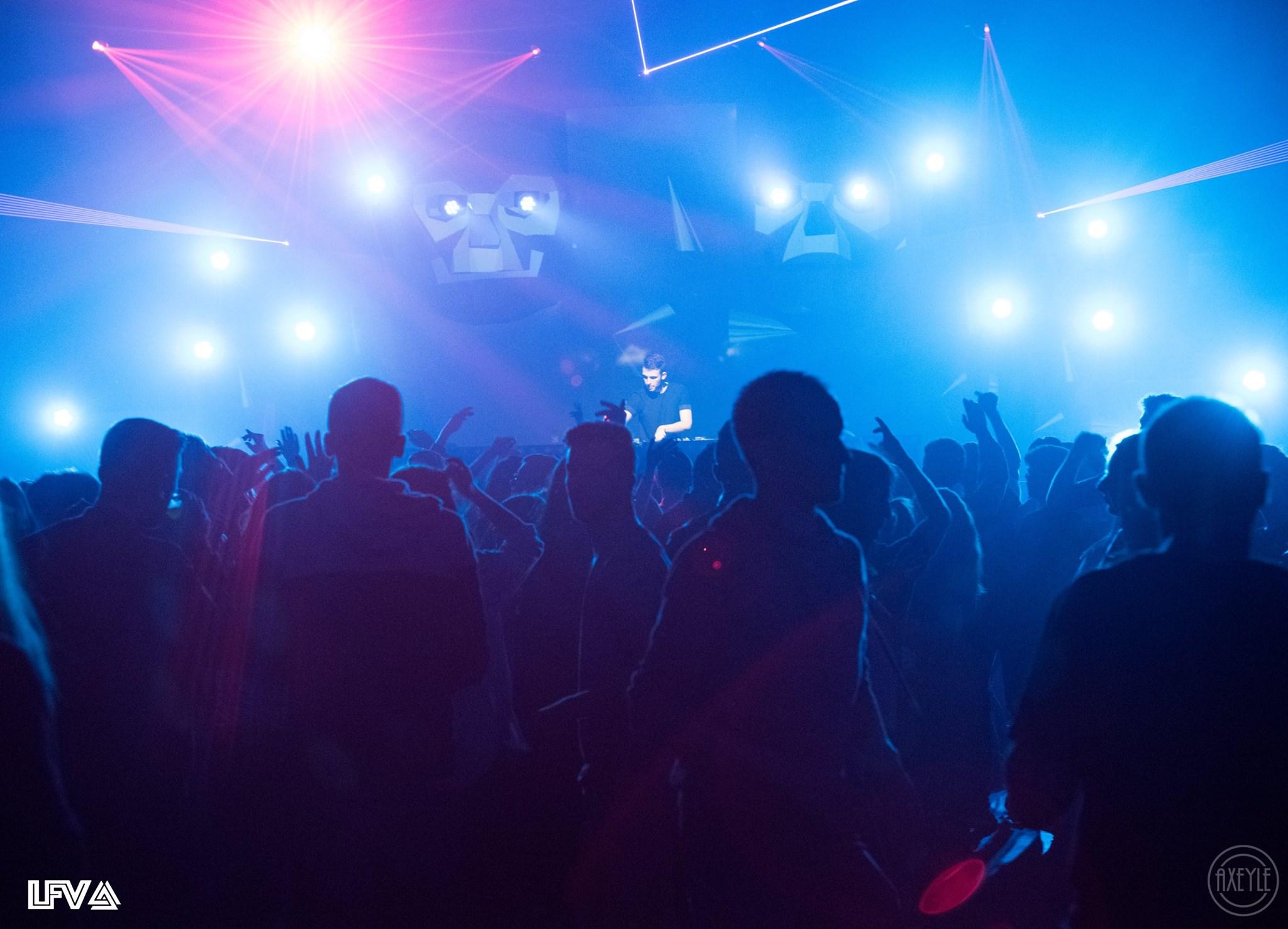 L'ambiance lors de la 2ème édition de LFV Festival - Festival Hardstyle français