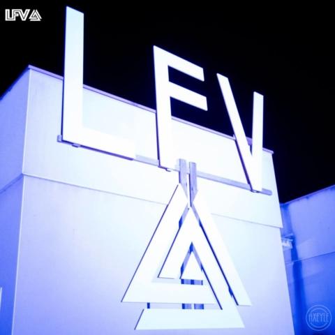 Le décor lors de la 2ème édition de LFV Festival - Festival Hardstyle français